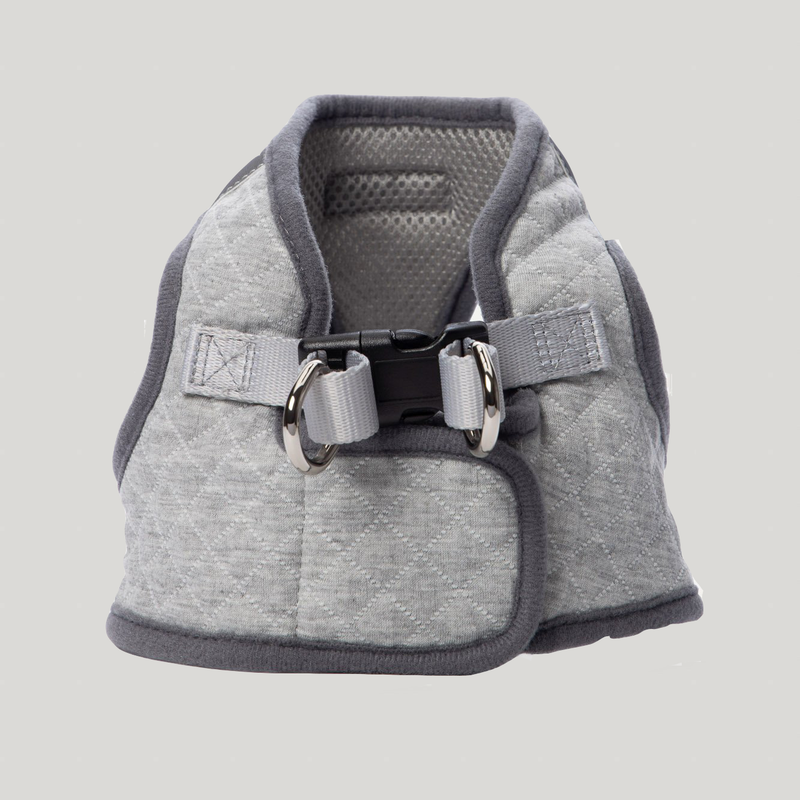 Max Bone Emil Dog Harness - Light Grey