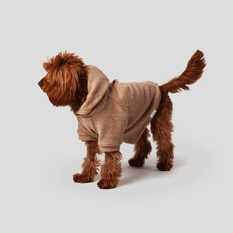 soft touch dog hoodie