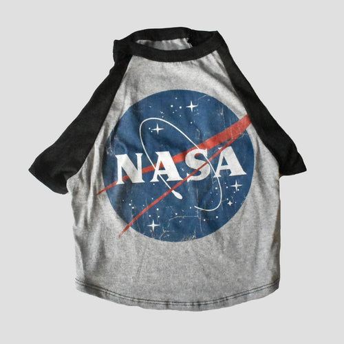 nasa t shirt for dogs