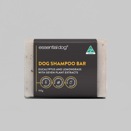 Essential Dog Shampoo Bar