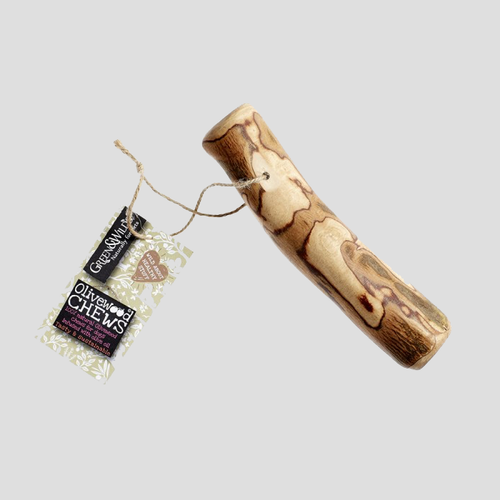 Green & Wilds Olivewood Dog Chew