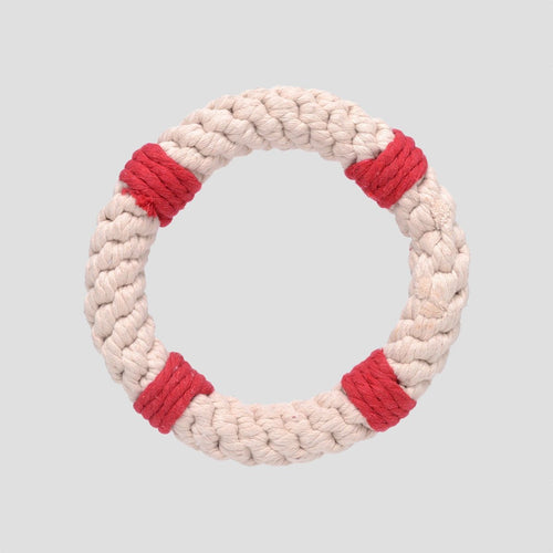 Jax & Bones Lifesaver Rope Dog Toy