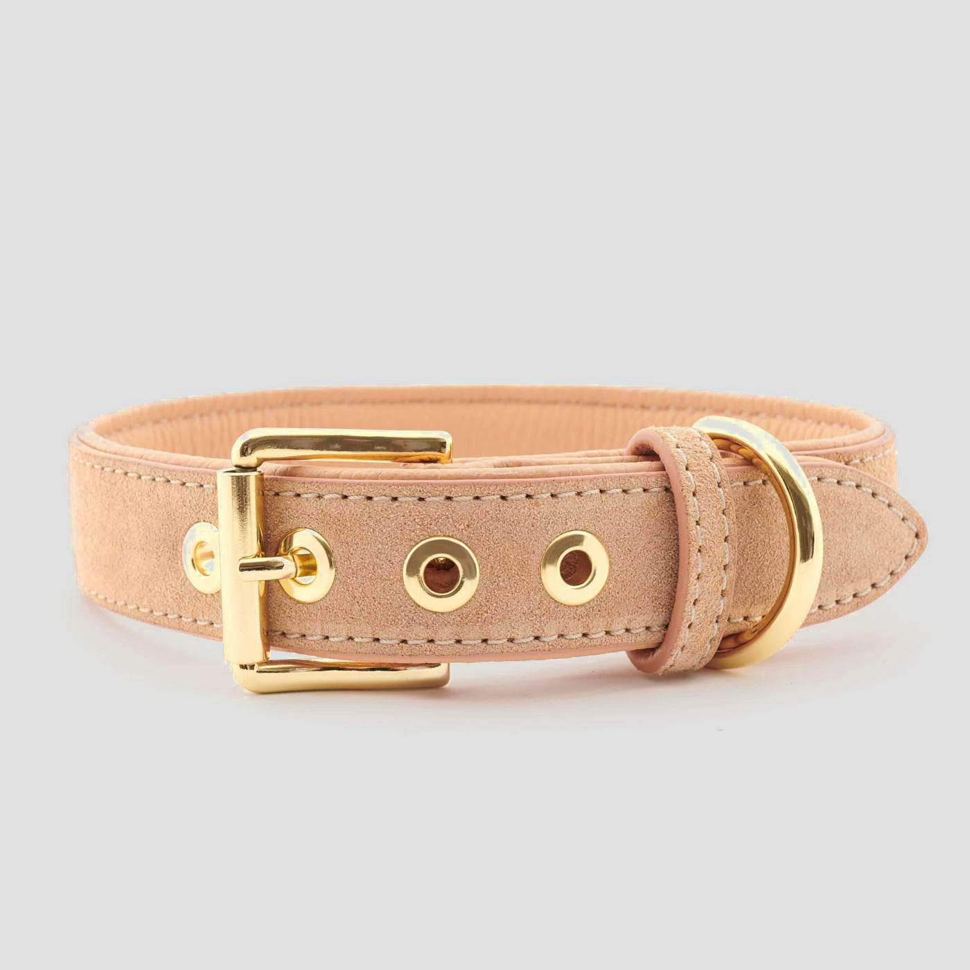 William Walker Leather Dog Collar