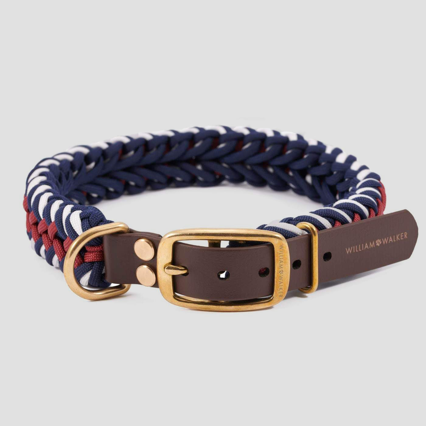William Walker Dog Collar - Royal