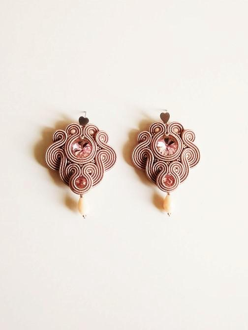 Rose Earrings - Italian Treasures