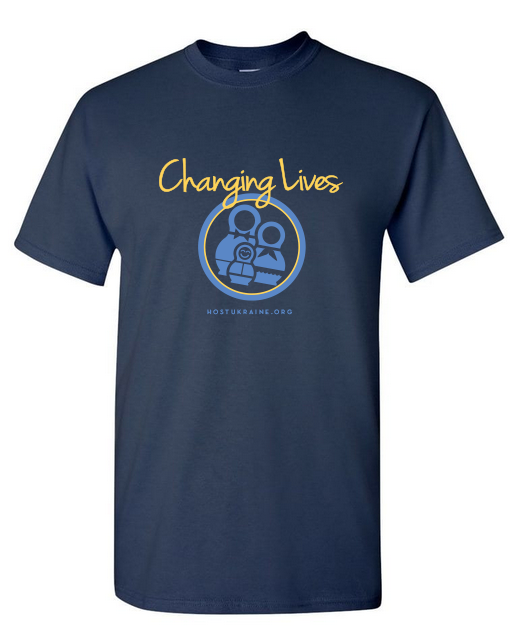Changing Lives Regular Fit Tee