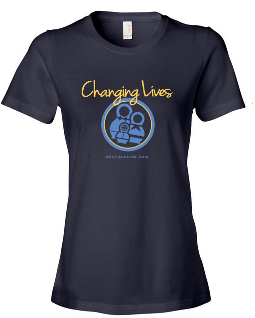 Changing Lives Women's Tee (pre-order)