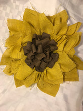 Sunflower wreath bright & happy