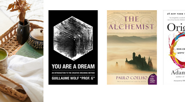 8 Books That Helped Me Chase Big Dreams