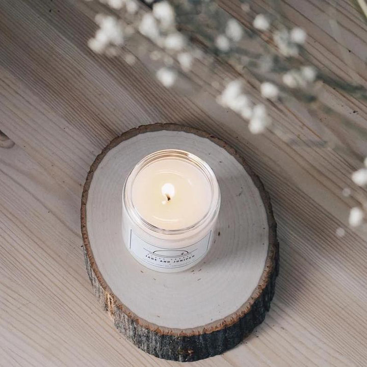 Fir + Sage Candle- 8 oz.