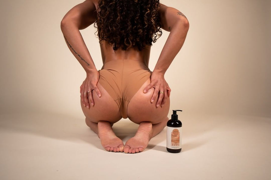 Every Body- Grounding Body Oil