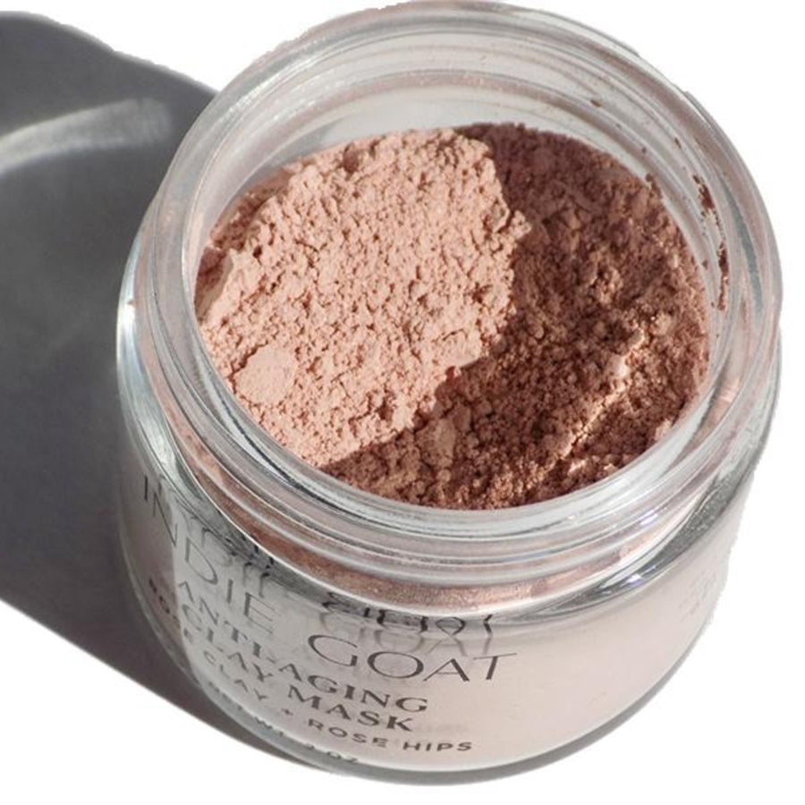 Antioxidant Rose Clay Mask