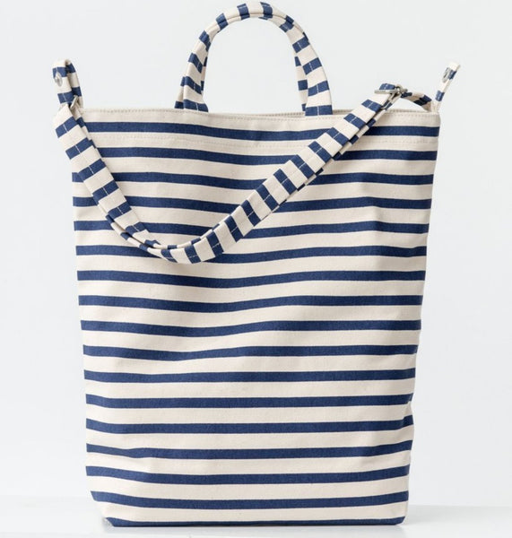 Duck Canvas Bag- Sailor Stripe