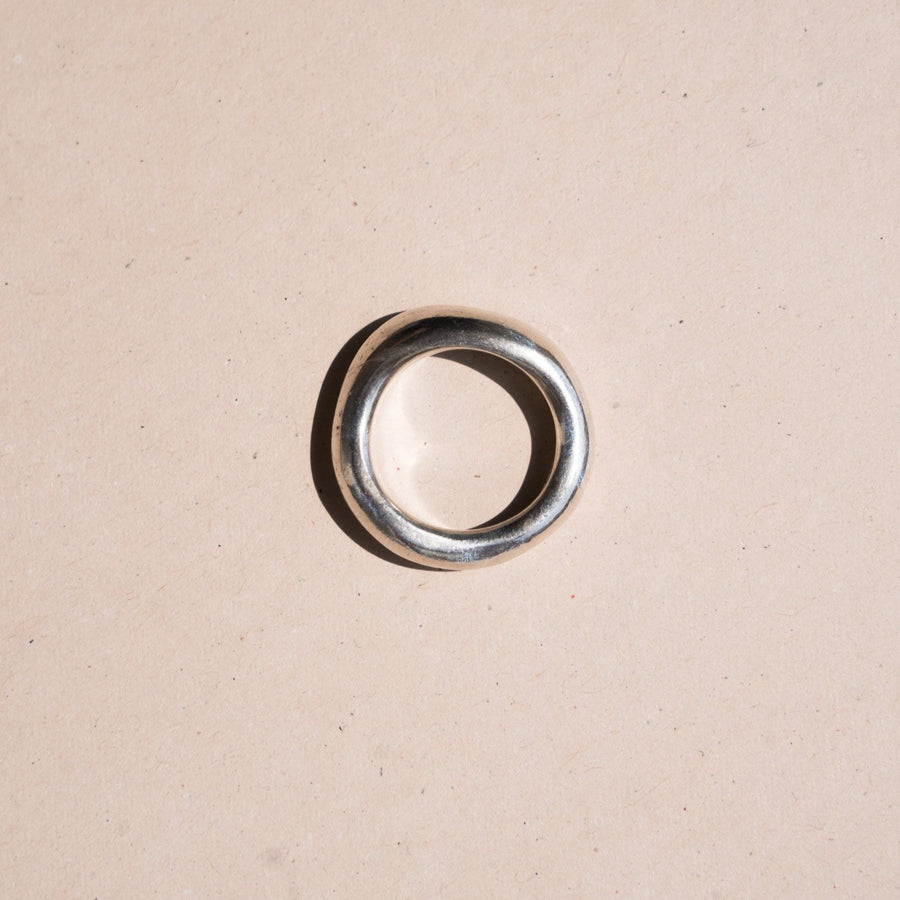Eau Ring- Sterling Silver