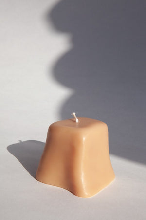 Sole Sculptural Candles- Set of 3