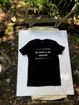The Desert is for Introverts Tee- Black