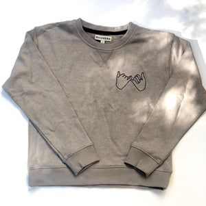 Confidants Crew Sweater