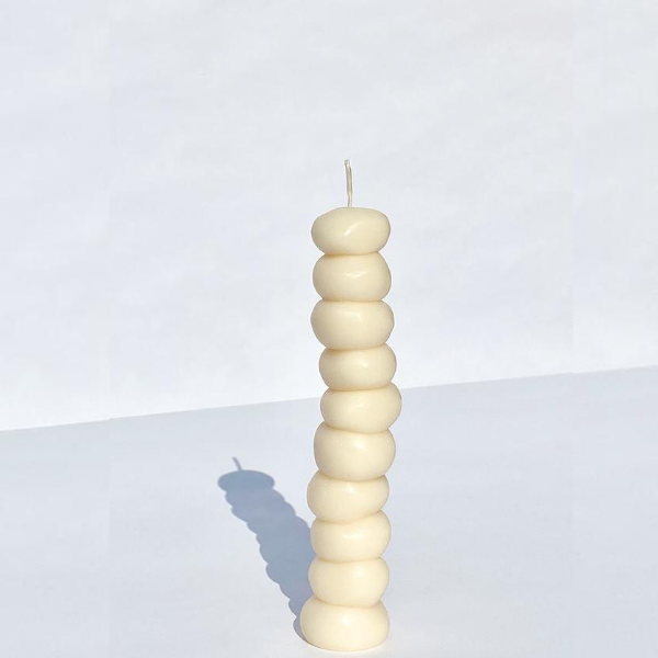 Grape Sculptural Candle- Unscented