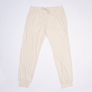 Organic Jogger Lounge Pants- Natural