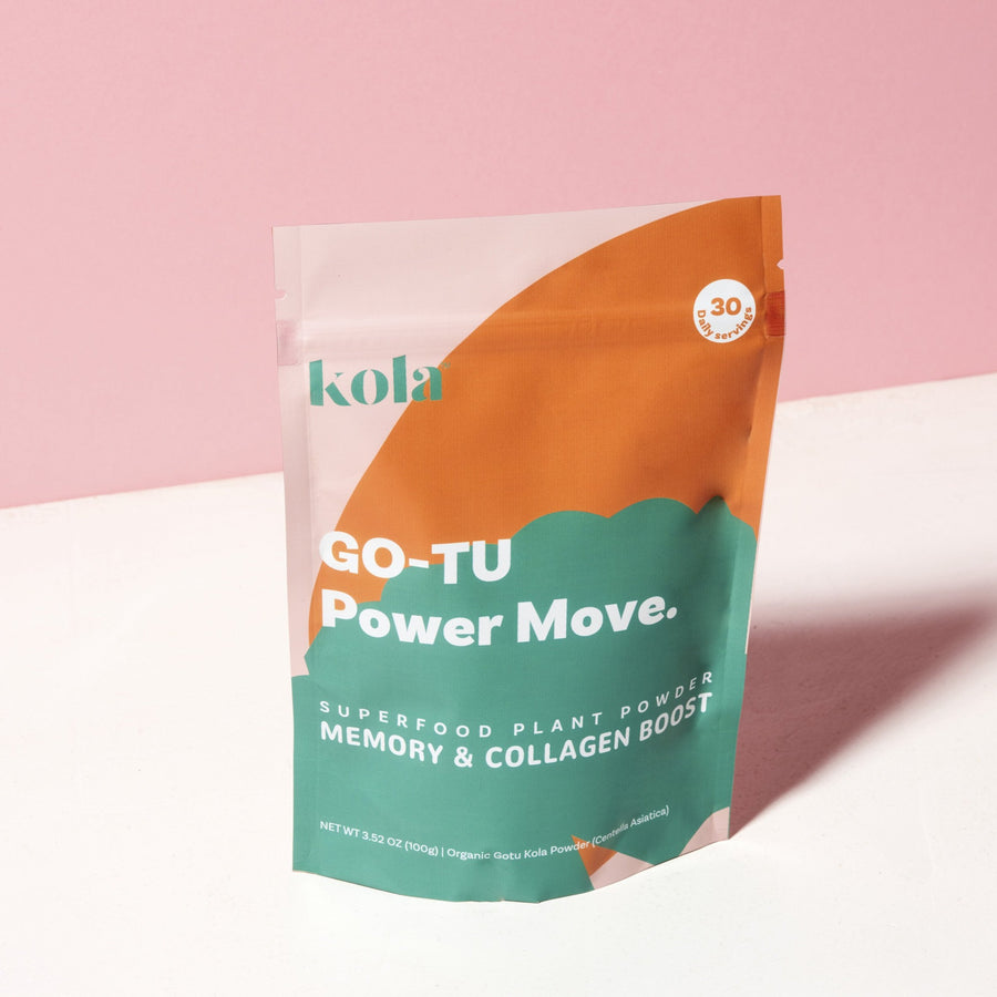 Go-Tu Superfood- Memory + Collagen Boost