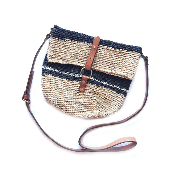 Carmen Crossbody- Stripe (Exclusive)