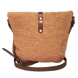 Carmen Crossbody- Natural