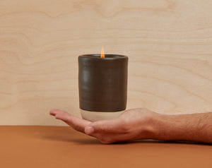 Big Sur Candle- Oakmoss, Pine, Wood Smoke