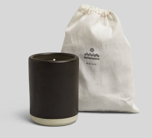Big Sur Candle: Oakmoss, Pine, Wood Smoke