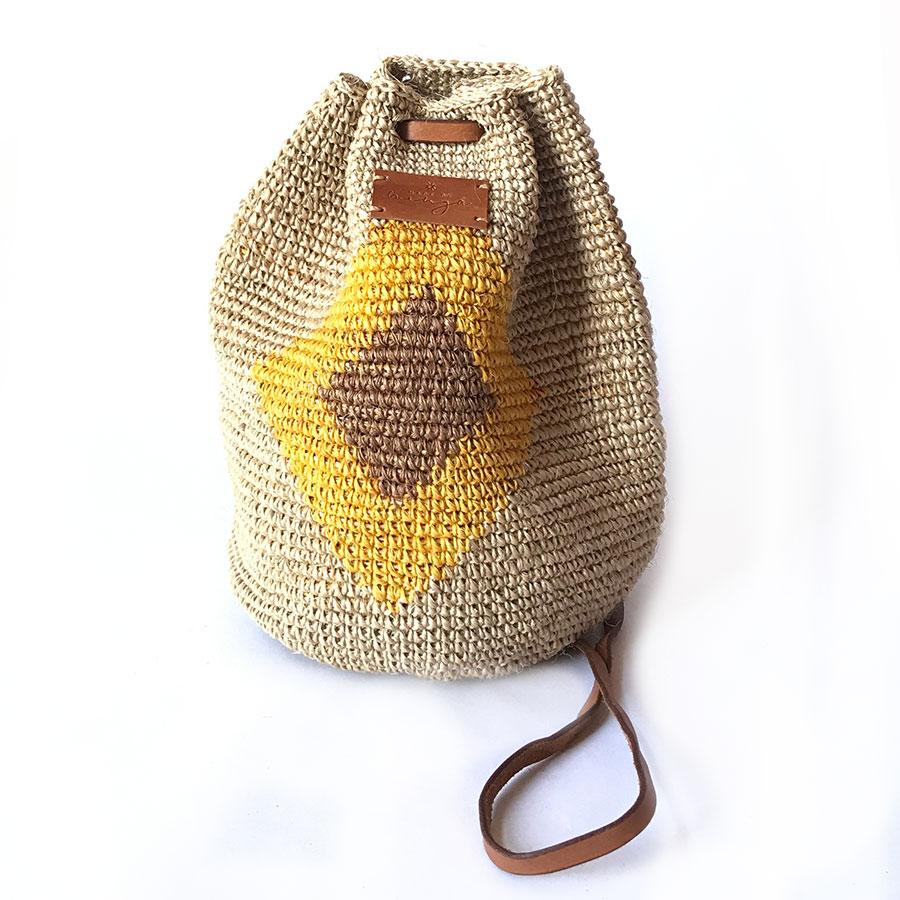 Ñaña - Bucket Bag #009