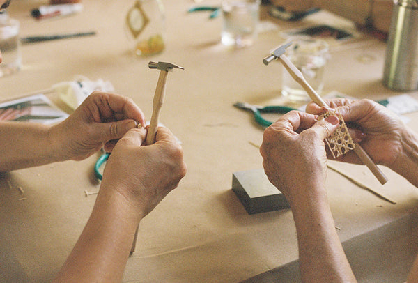 Workshop: Earring Making with Zoe Morton