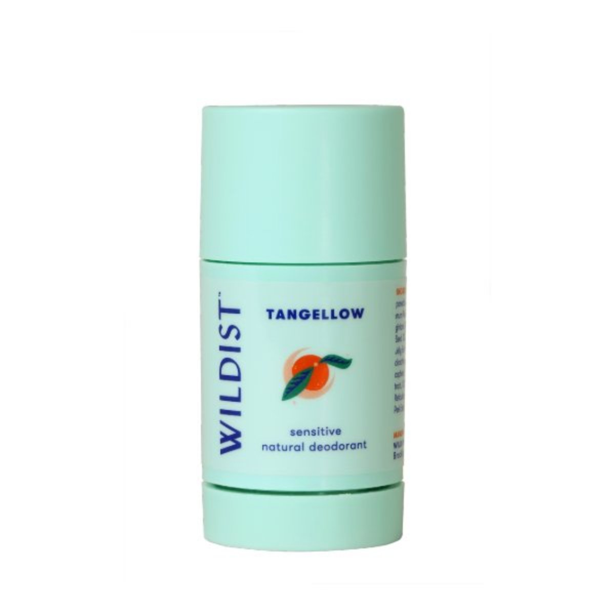 Sensitive Natural Deodorant - Tangellow