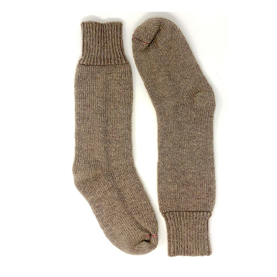 Alpaca Super Warm Slipper Sock