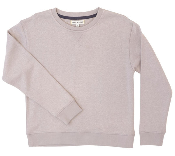 Seaside Terry Sweatshirt - Gray