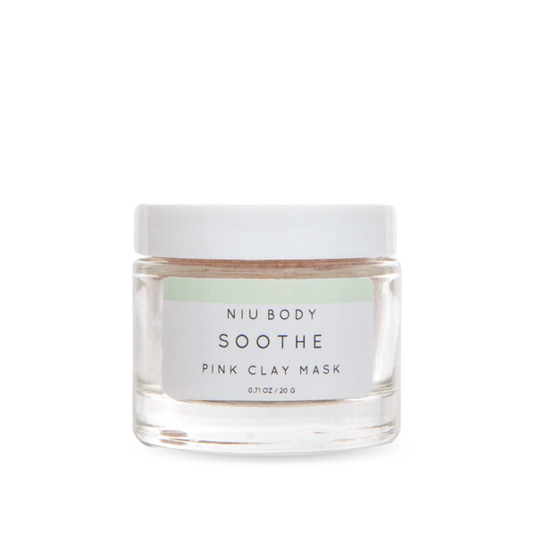 Soothe Pink Clay Mask (2.3 oz)