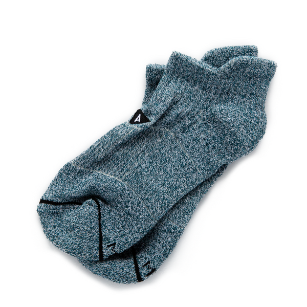Studio Sock- Blue Teal