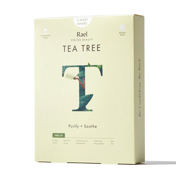 Tea Tree Face Mask (5 Sheets)