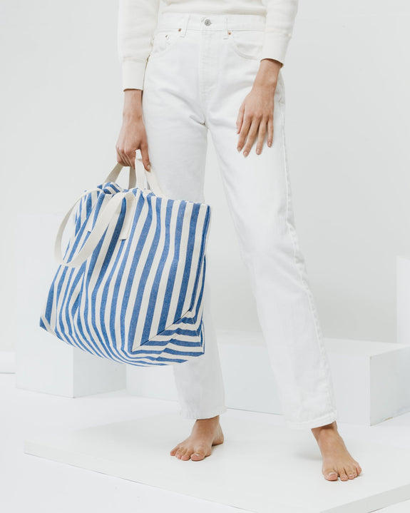 Canvas Weekender w/ Removable Clutch
