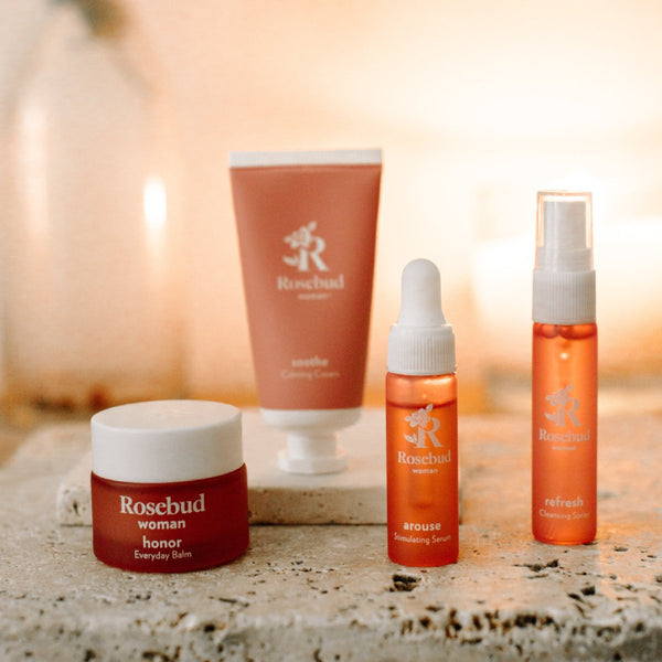 Ritual Travel Kit: Intimate skincare