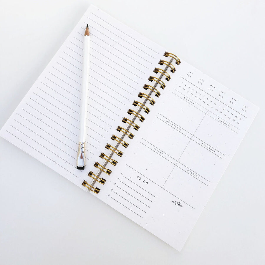 Weekly Planner - Daydreams