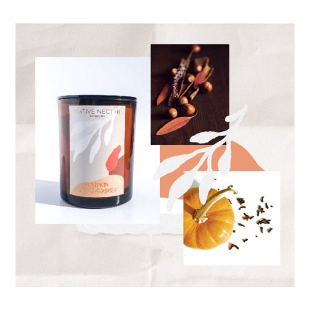 Holiday Candle- Pumpkin Spice