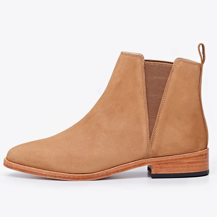 Chelsea Boot- Sand