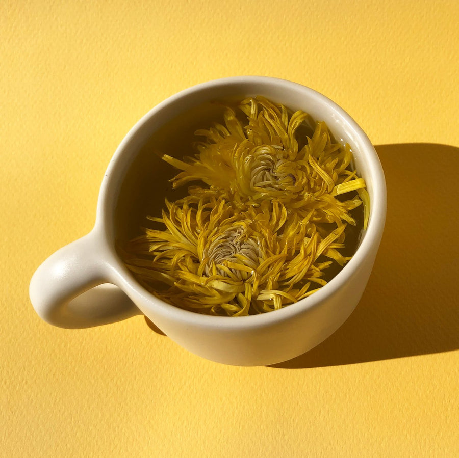 Whole Flower Tea- Rose, Lotus, Chrysanthemum