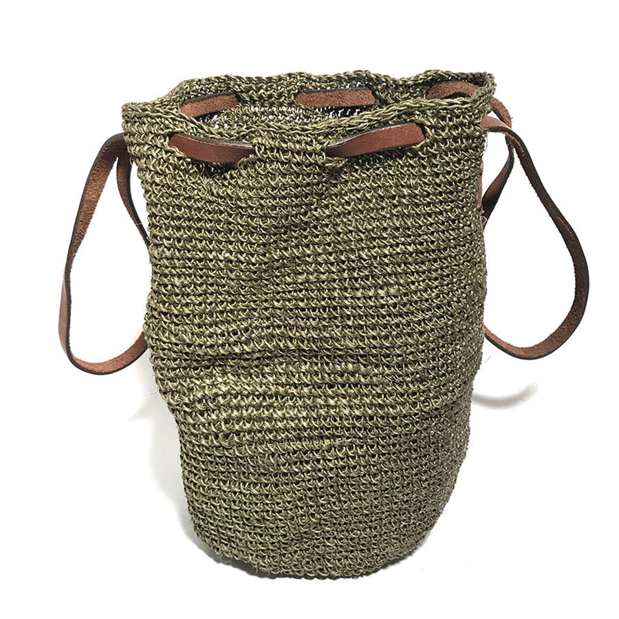 Ñaña Bucket Bag- Verde