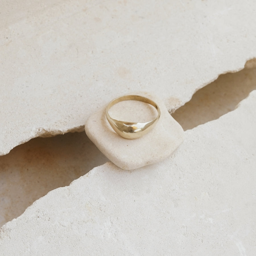 Cairo Ring- Brass