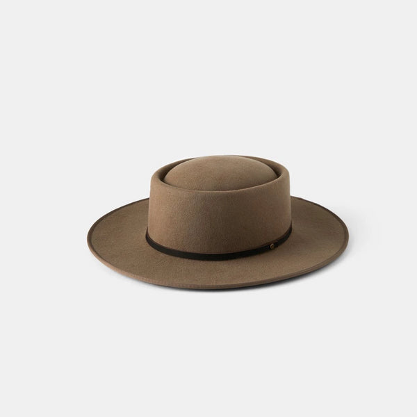 Whitman Moss Wide Brim Hat