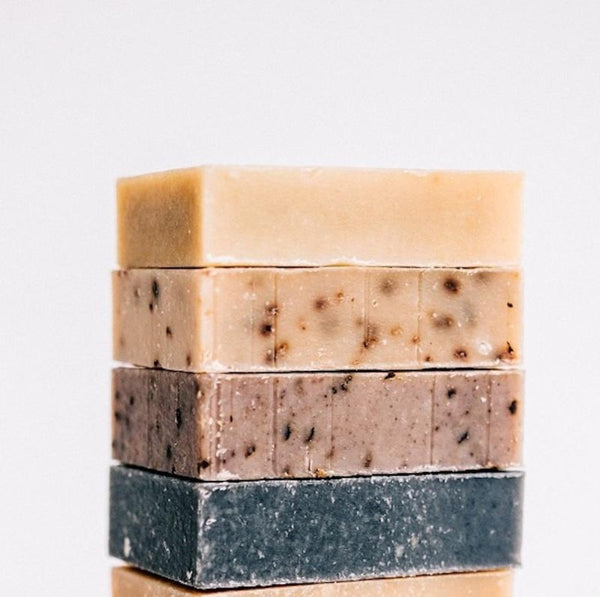 Set of 2 Soaps- Detoxifying + Conditioning