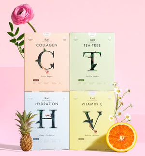 Vitamin C Face Mask (5 Sheets)