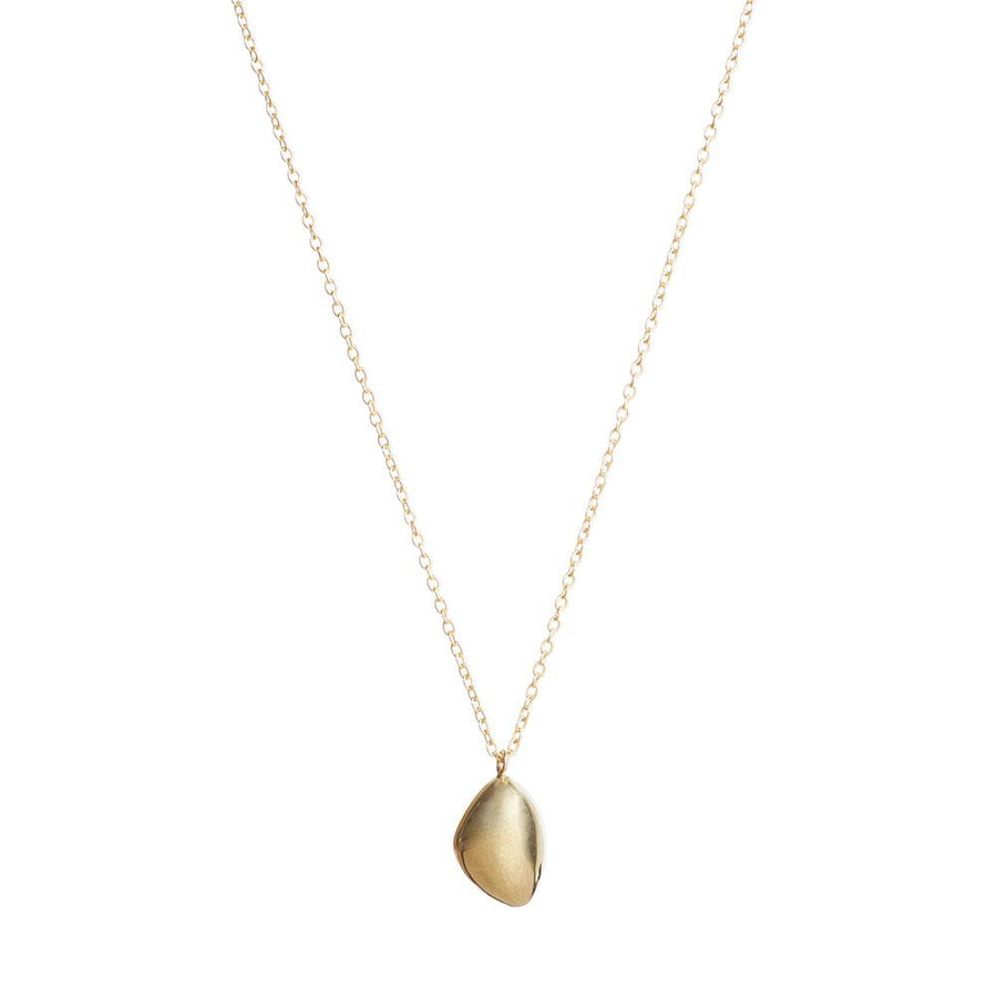 Delicate Sabi Necklace- 24k Gold Plated