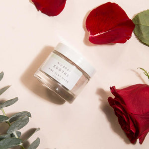 Soothing Face Mask- Rosehip + Pink Clay
