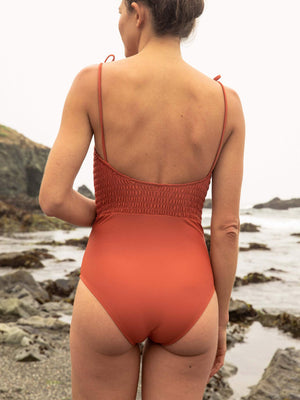 Hemisphere One Piece - Copper